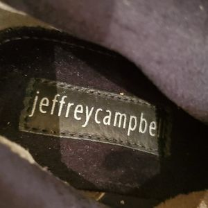 Jeffrey Campbell Shoes - Jeffrey Campbell Raylan Over-The-Knee Suede Boots